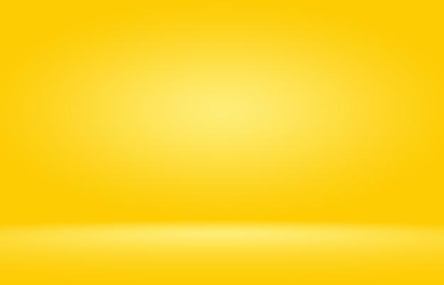 Fond jaune brillant or
