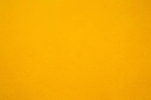 Fond jaune sur le mur, mur, sol