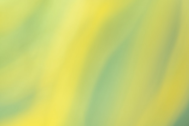 Fond jaune et vert flou. ré
