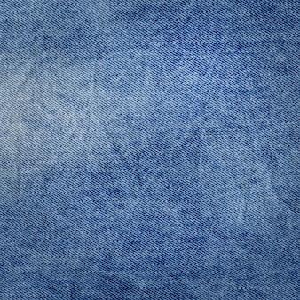Fond de jean bleu denim