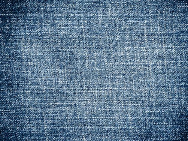 Fond de jean bleu