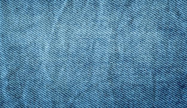 Fond de jeans en denim texture cousue