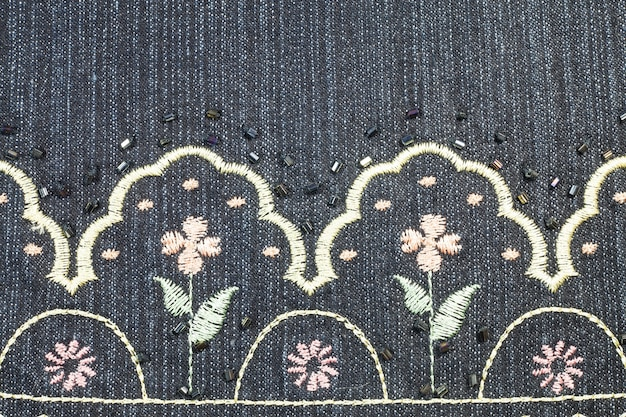 Fond de jeans.