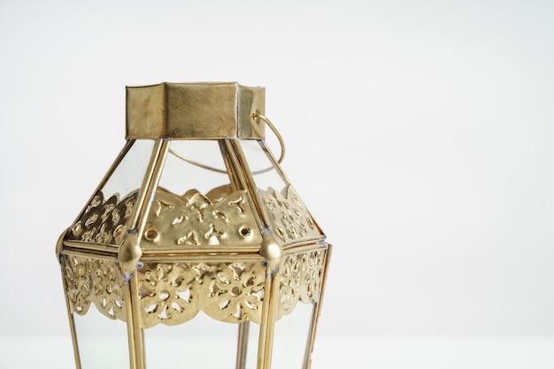 Fond de lanterne de ramadan