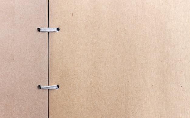 Fond de livre ouvert closeup. vue de dessus