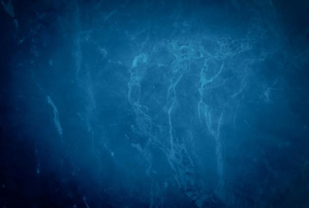 Fond de marbre bleu.