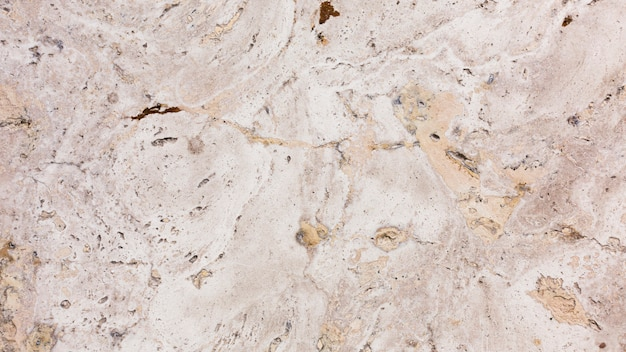 Fond de marbre brut vue de dessus
