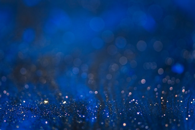 Fond de marbre liquide bleu abstrait art expérimental de texture fluide