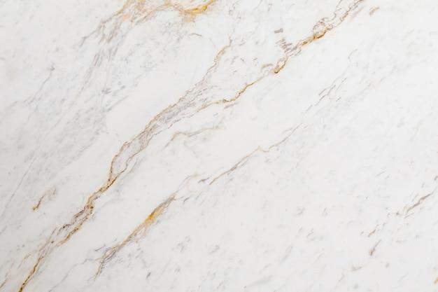 Fond de marbre naturel blanc avec belle ligne minérale