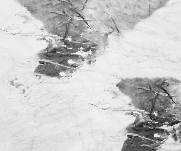 Fond de marbre noir et blanc