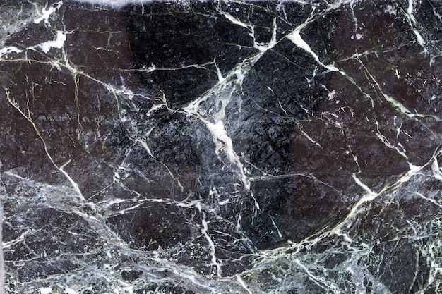 Fond de marbre noir