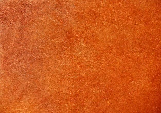 Fond marron de cuir