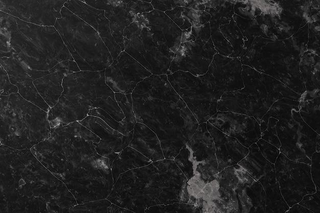 Fond de matériau en marbre noir, texture en marbre.