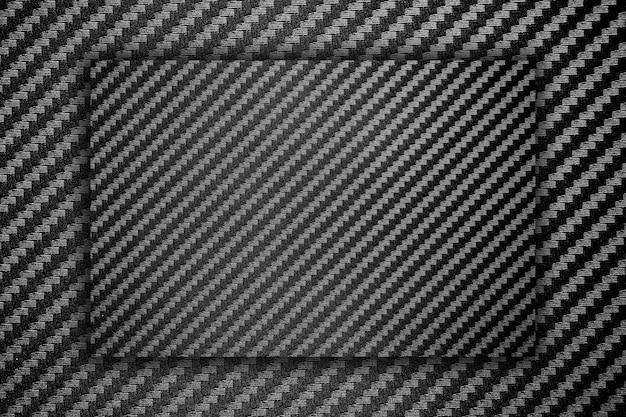 Fond de matière première composite en fibre de carbone rouge