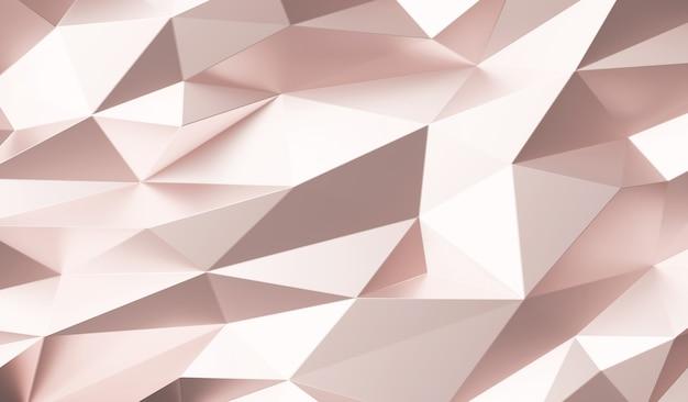 Fond en métal or rose