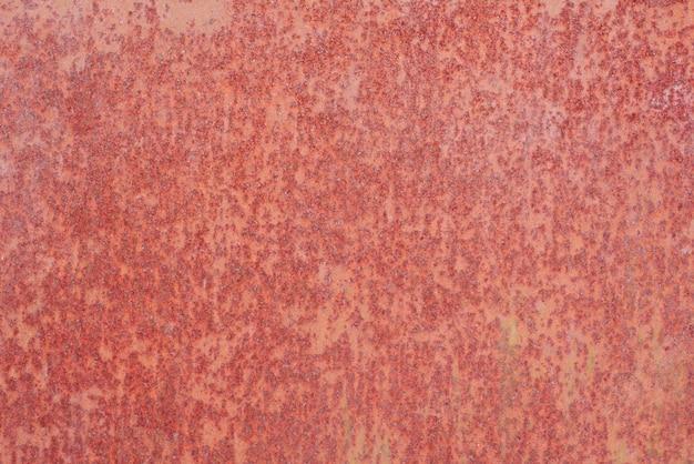 Fond métal rose rouge. espace copie