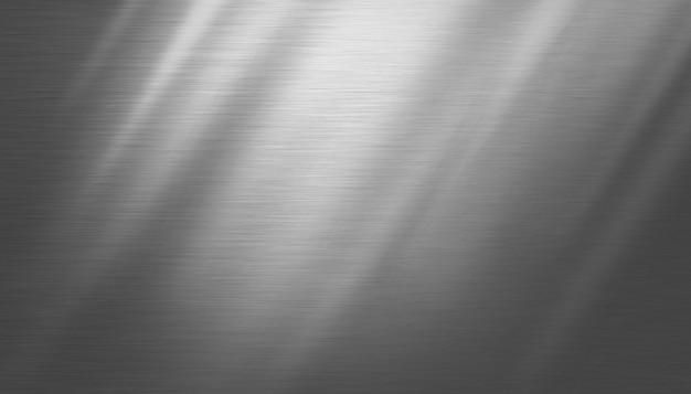 Fond en métal de texture en acier inoxydable