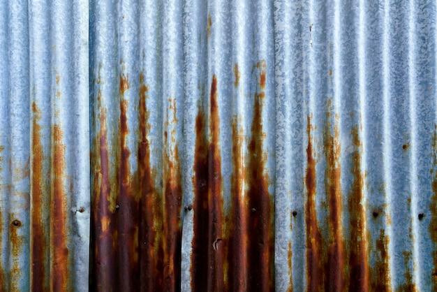 Fond métal vieux et rouillé