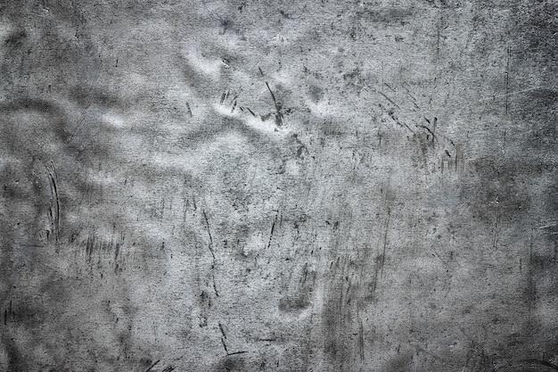 Fond métallique grunge, texture de la feuille froissée du fer comme une tem