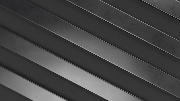 Fond métallique rayé