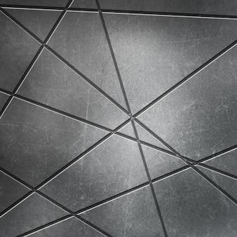 Fond métallisé avec outs et les rayures et les taches coupées