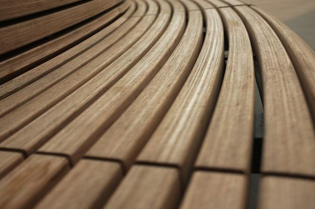 Fond de modèle de chaise architecture bois. fond de texture bois