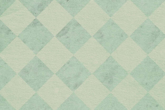 Fond à motifs d'échecs vert sauge