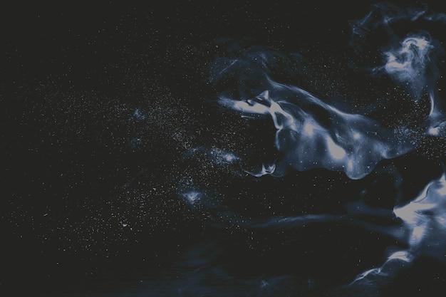 Fond à motifs de galaxie sombre