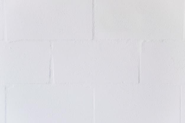 Fond de mur en béton blanc