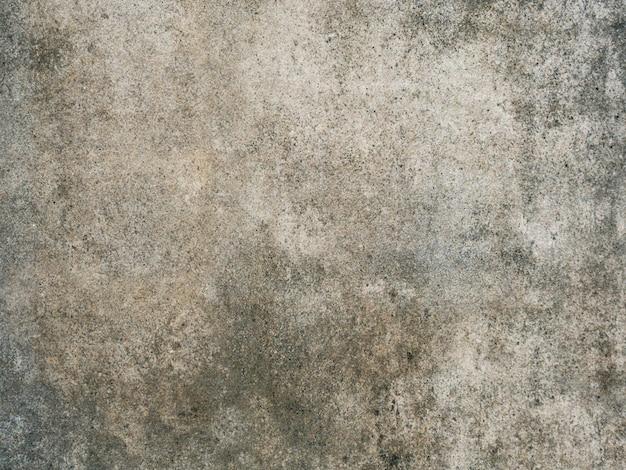 Fond de mur de béton vieux gris foncé