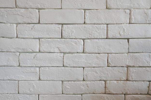 Fond de mur blanc