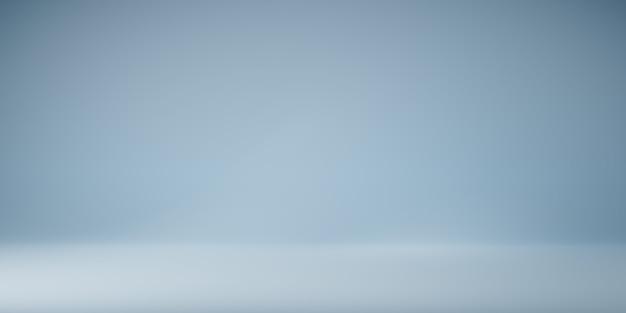 Fond de mur bleu clair panoramique