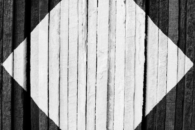 Fond de mur en bois blanc