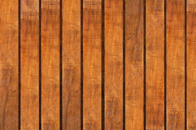 Fond de mur en bois brun rouge