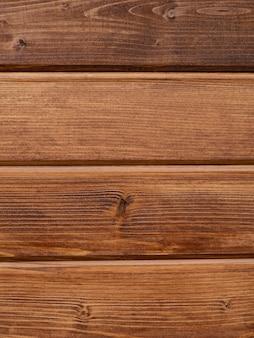 Fond de mur en bois minable. texture de planches de bois de menuiserie obsolètes, panneau. plancher en bois orange vintage. texture grunge de planche de bois. bois dur brun clair. vue verticale