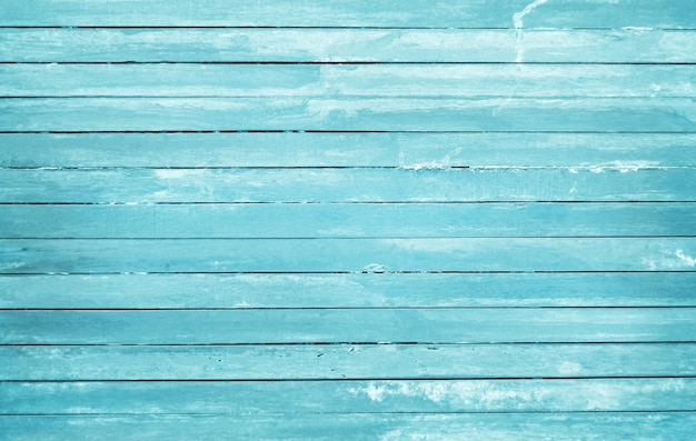 Fond de mur en bois peint vintage