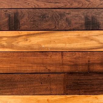 Fond de mur en bois de teck