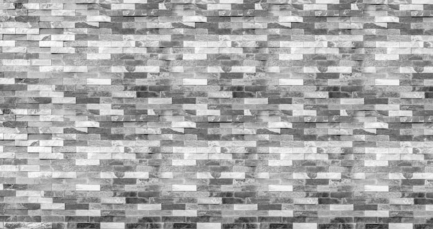 Fond de mur de brique abstraite. notion de fond de texture. modèle de mur vide