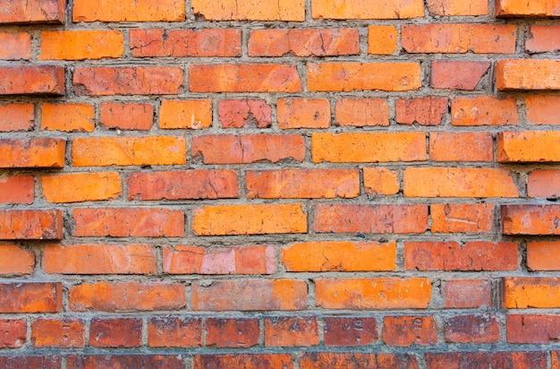 Fond de mur de brique ou de la texture.