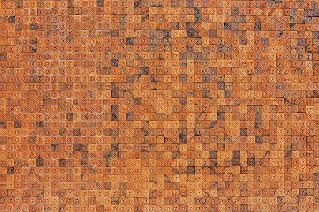 Fond de mur de brique