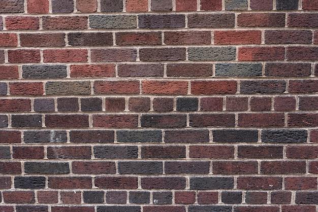 Fond de mur de briques abstraites