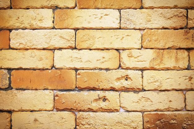 Fond de mur de briques. fond de mur de pierre.