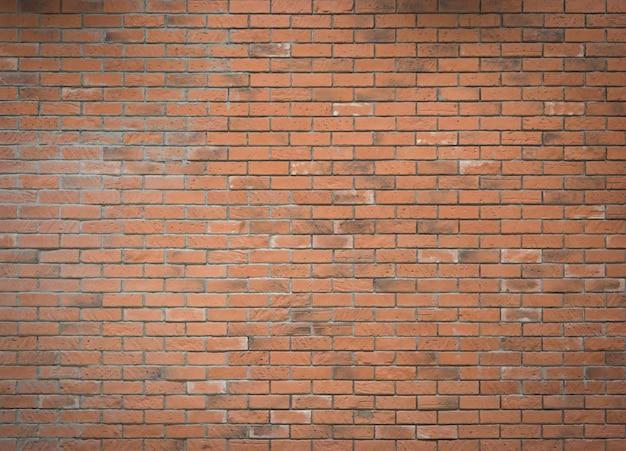 Fond de mur de briques vintage.
