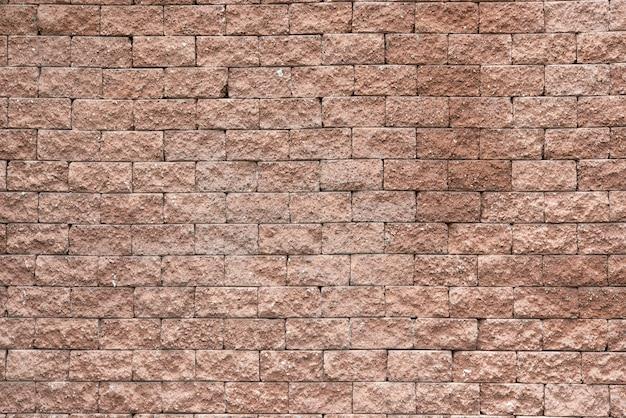 Fond de mur de briques