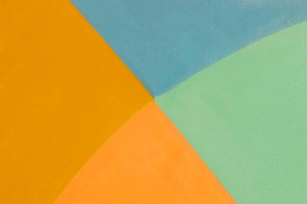 Fond de mur coloré
