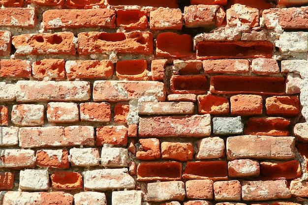 Fond de mur industriel vintage