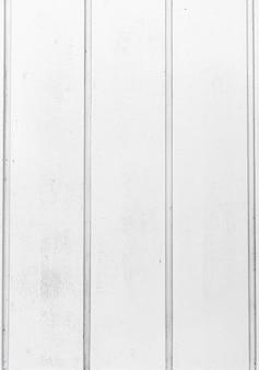 Fond de mur en métal blanc en acier