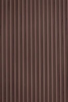 Fond de mur en métal marron