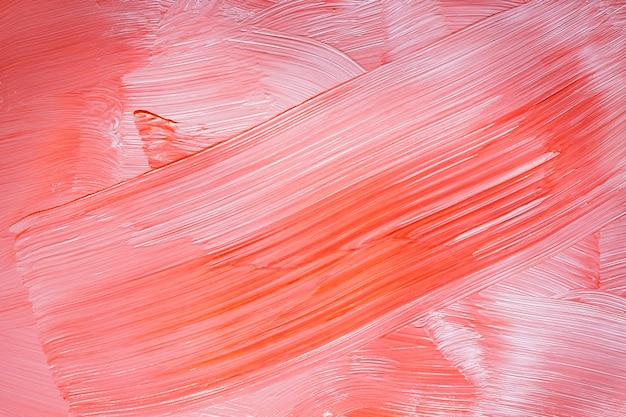 Fond de mur peint en rouge