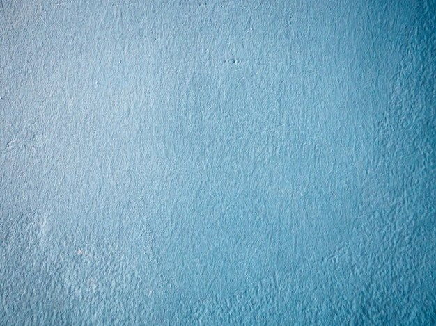 Fond de mur de peinture bleue